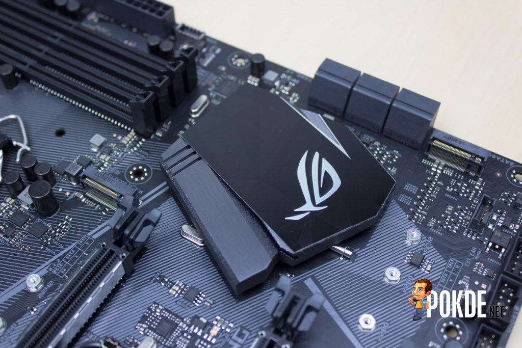 ASUS ROG Strix Z270E Review + Intel Core i7-7700K Kaby Lake CPU 29