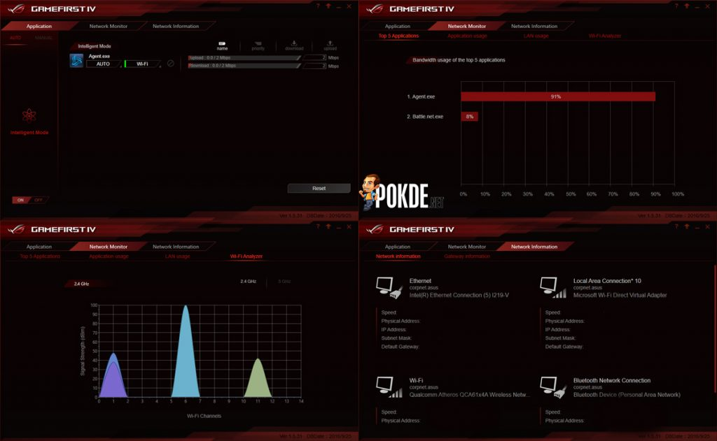 ASUS ROG Strix Z270E Review + Intel Core i7-7700K Kaby Lake CPU 45