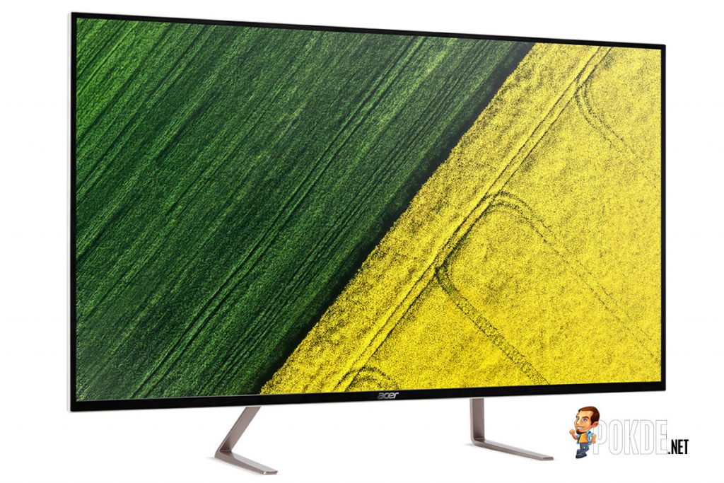 Acer introduces Acer ET430K 43-inch monitor — an affordable 4K monitor priced at RM2K 20