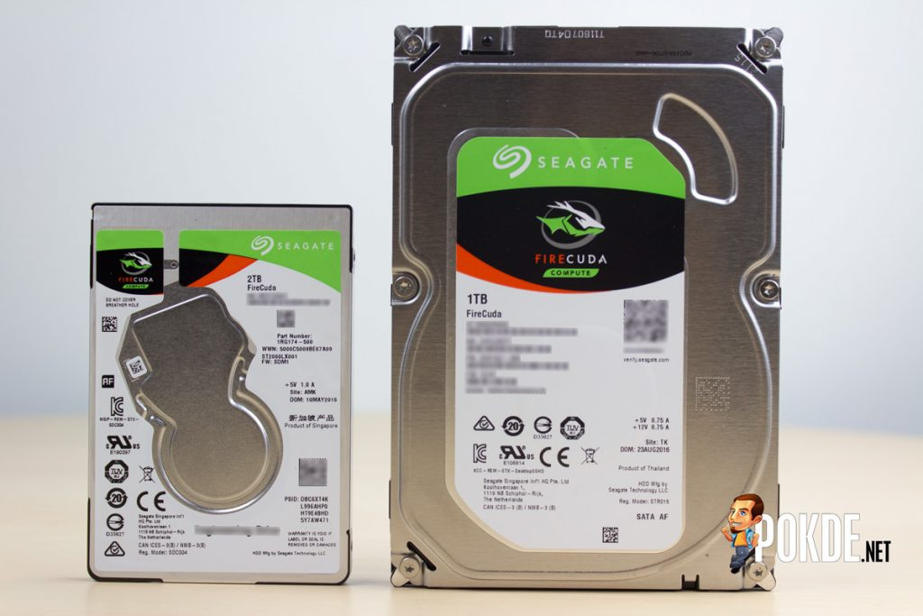 Seagate FireCuda hybrid hard drives review — When you have to juggle between speed and space 20