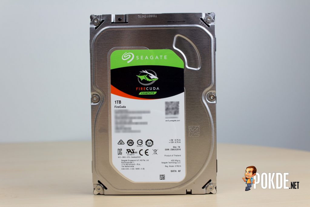 Seagate FireCuda hybrid hard drives review — When you have to juggle between speed and space 21