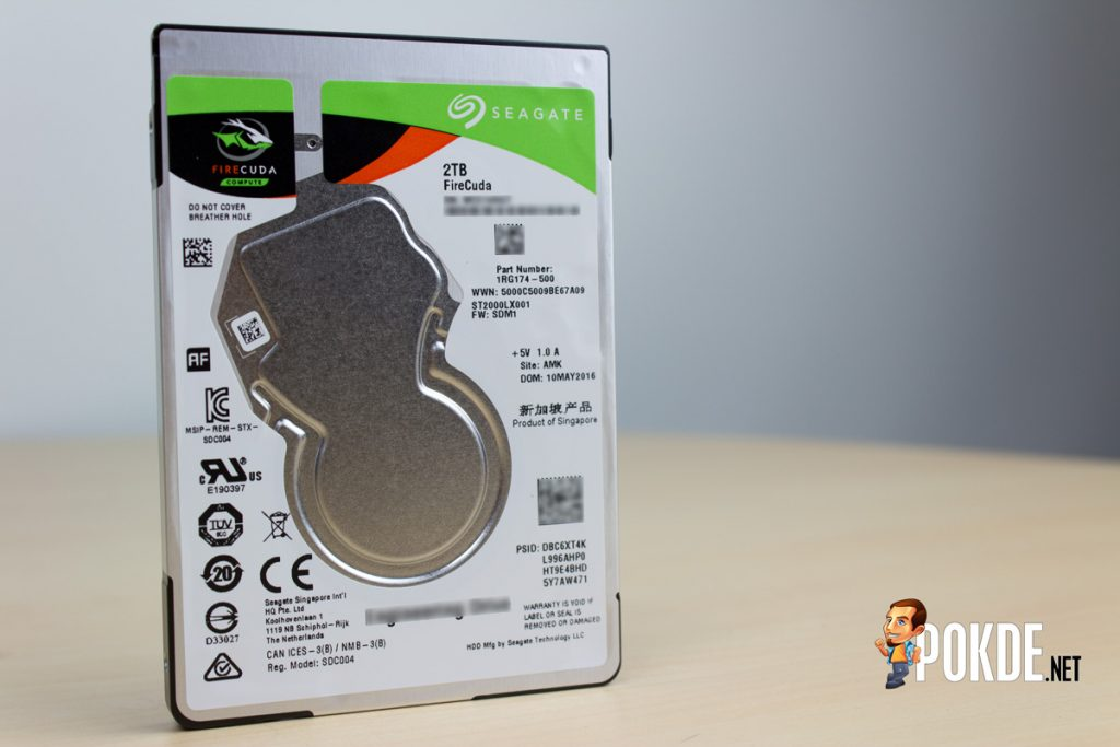 Seagate FireCuda hybrid hard drives review — When you have to juggle between speed and space 36
