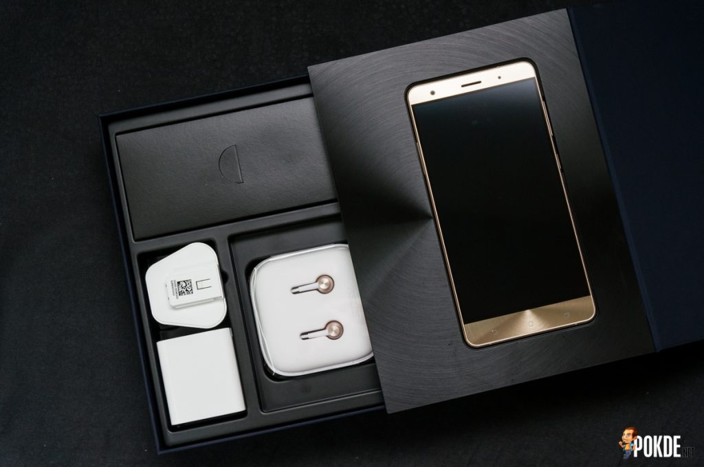 ASUS ZenFone 3 Deluxe (ZS570KL) review — Too much compromise 25