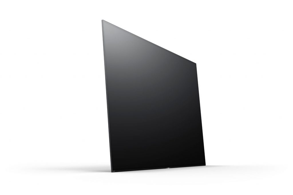 Sony Expands its 4K HDR TV Line-up with New X Series and A Series 25