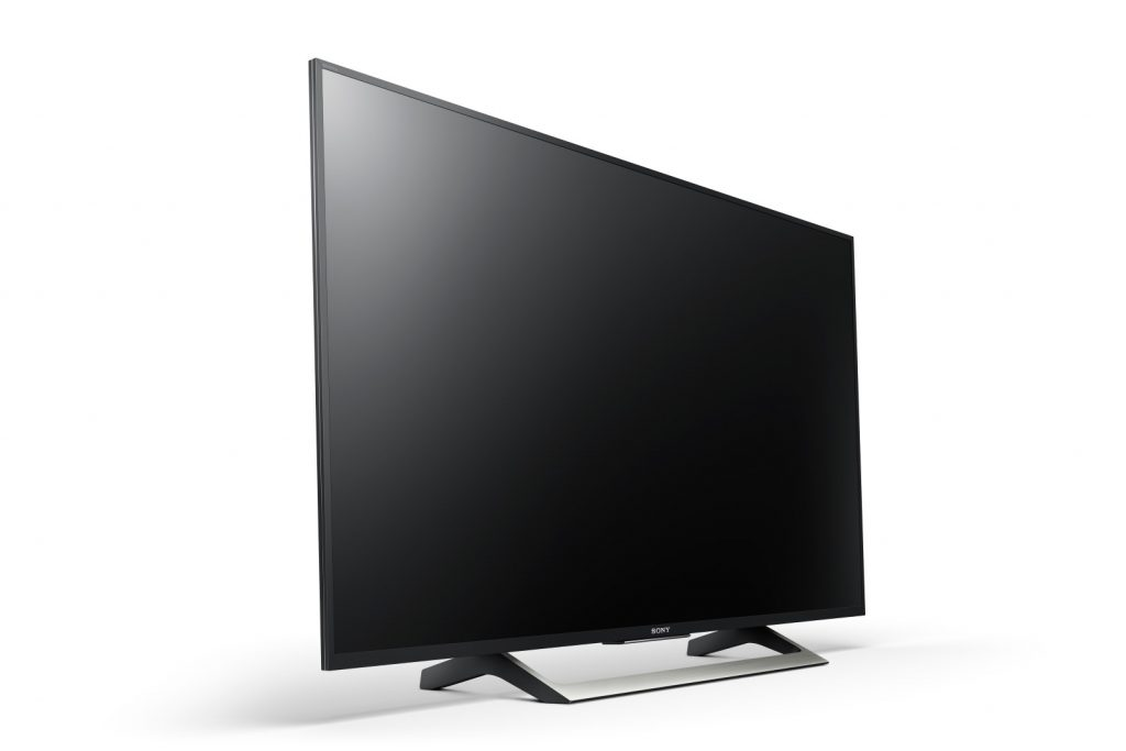 Sony Expands its 4K HDR TV Line-up with New X Series and A Series 34