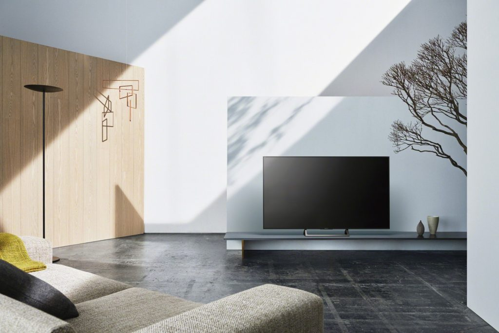 Sony Expands its 4K HDR TV Line-up with New X Series and A Series 31