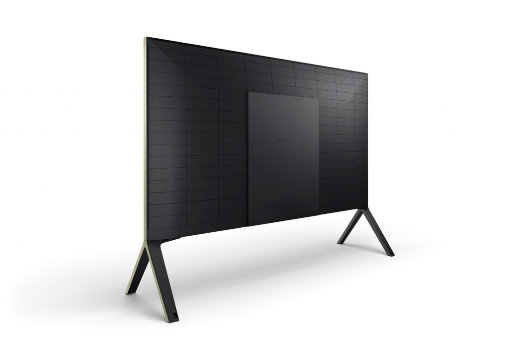 Sony Expands its 4K HDR TV Line-up with New X Series and A Series 42