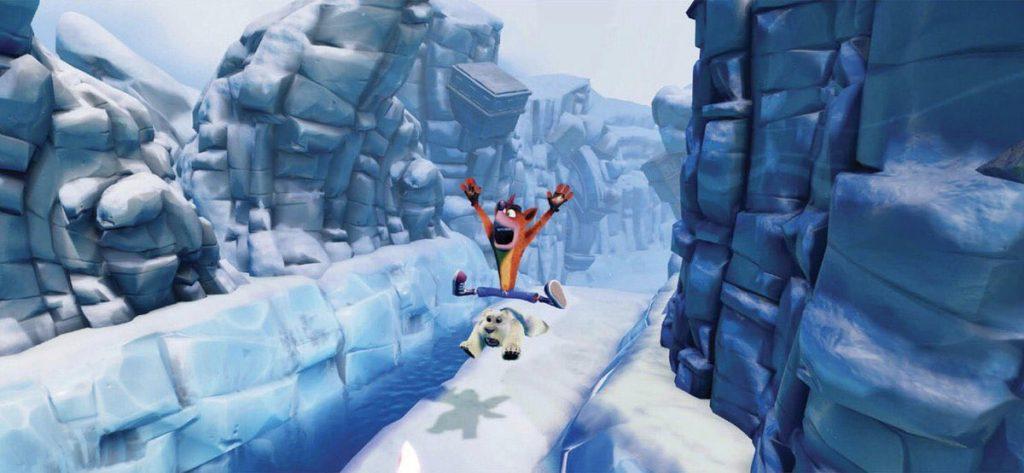 crash bandicoot n. sane trilogy remastered PS4 Playstation 4