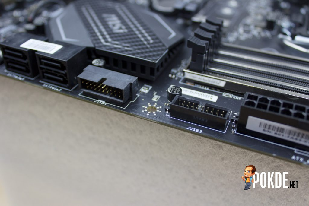 MSI Z270 Gaming Carbon Pro review — Aesthetically improved and feature rich 33