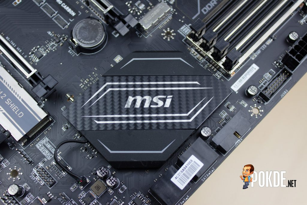 MSI Z270 Gaming Carbon Pro review — Aesthetically improved and feature rich 28