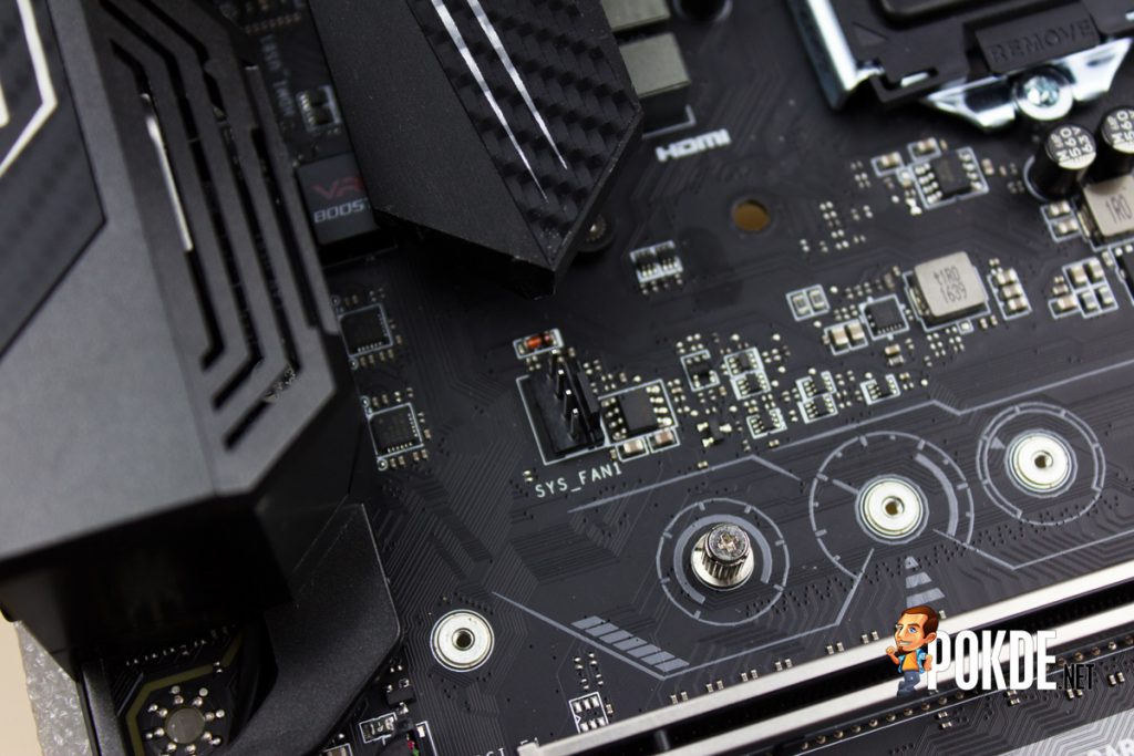 MSI Z270 Gaming Carbon Pro review — Aesthetically improved and feature rich 36