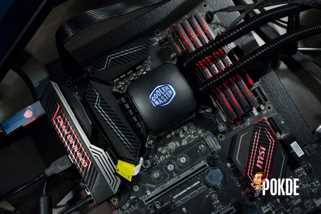 MSI Z270 Gaming Carbon Pro review — Aesthetically improved and feature rich 51