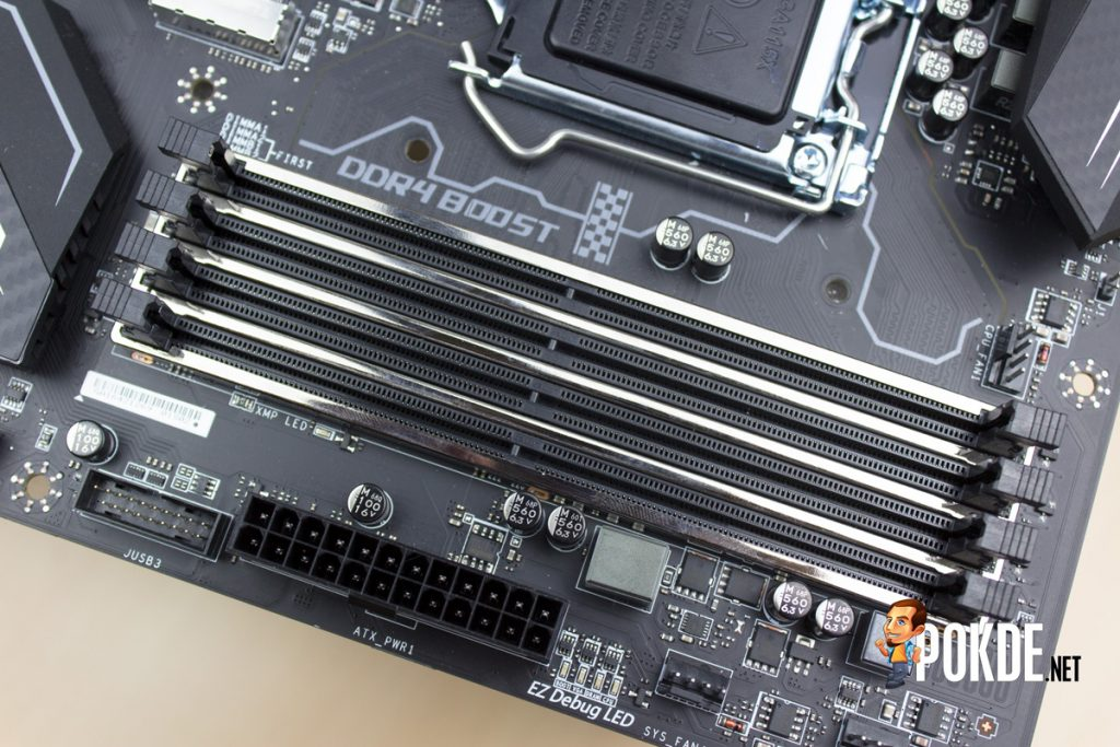 MSI Z270 Gaming Carbon Pro review — Aesthetically improved and feature rich 30