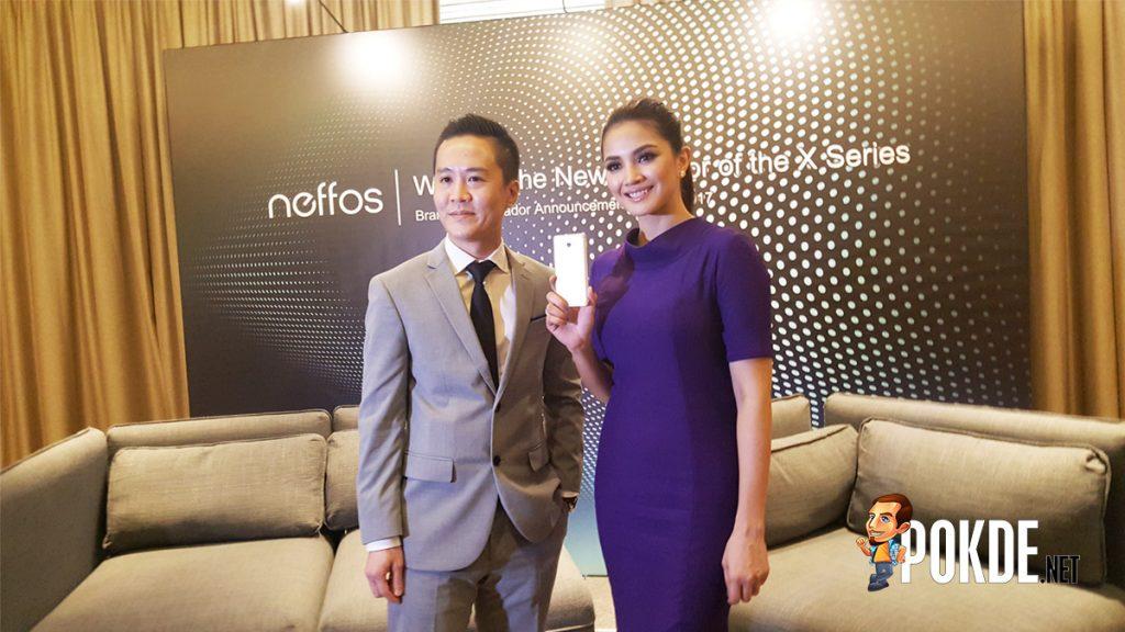 Neffos nominates actress, Fazura for Neffos X series brand ambassador 20