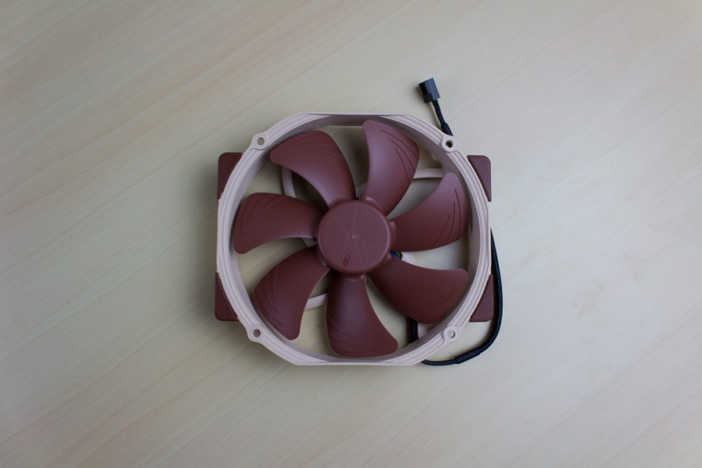 "Noctua NH-D15 dual tower CPU cooler review —The ""Sandwich"" cooler 35"