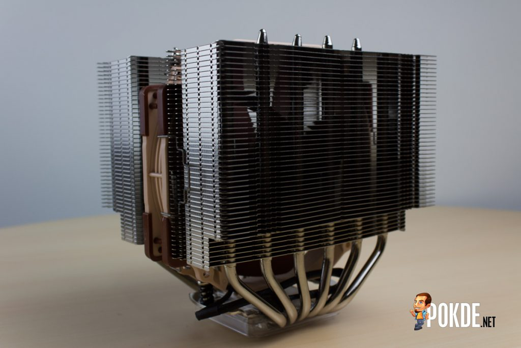 "Noctua NH-D15 dual tower CPU cooler review —The ""Sandwich"" cooler 38"