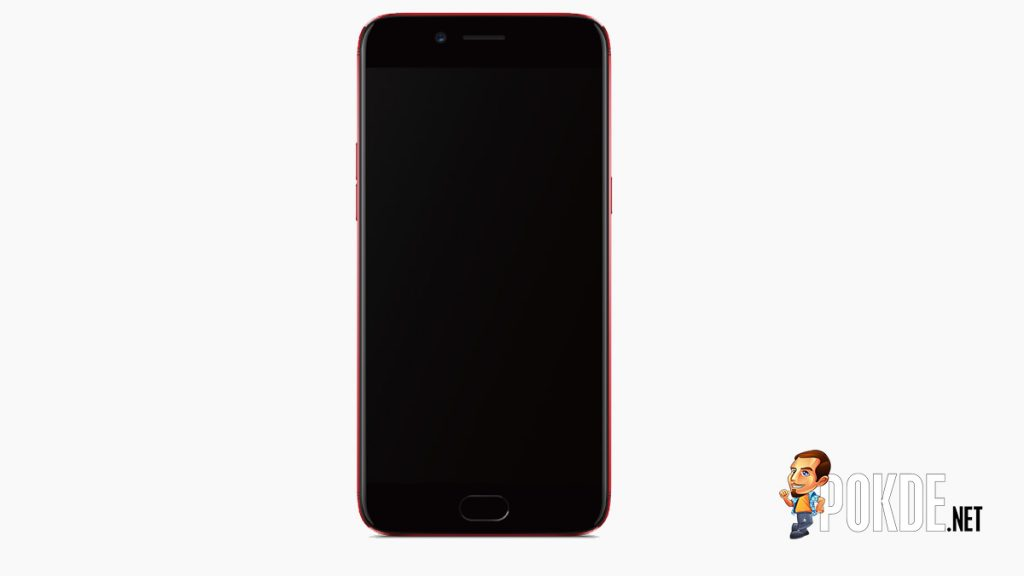 OPPO R9s Red
