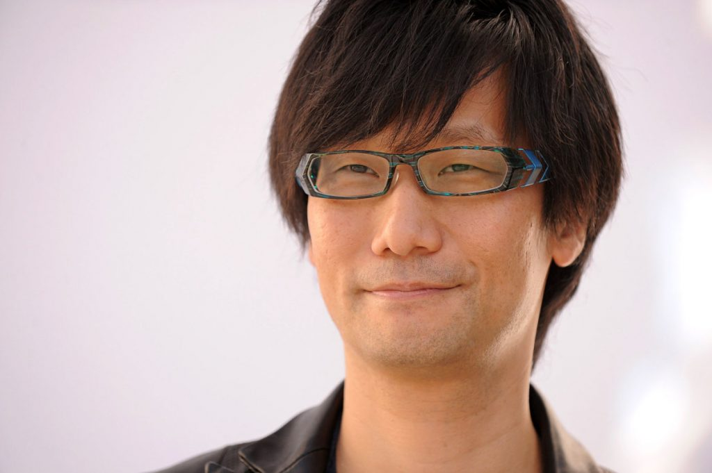 Hideo Kojima Productions Horror Game