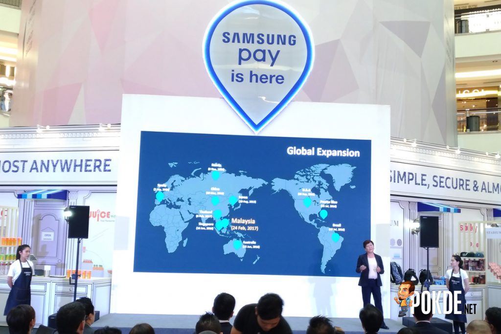 Samsung launches Samsung Pay in Malaysia 19