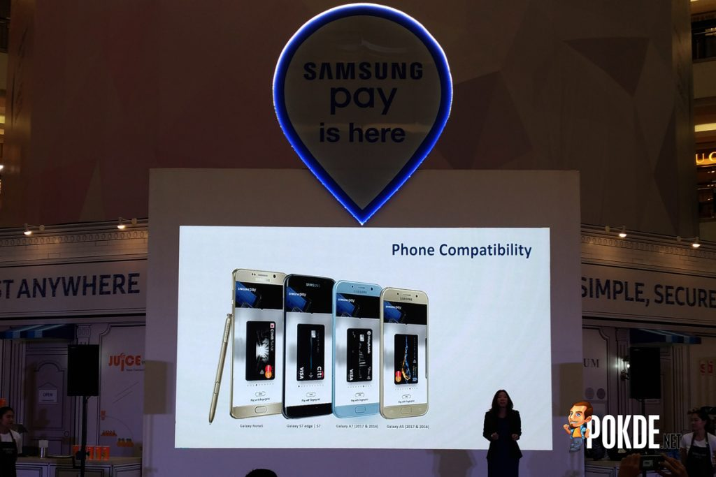 Samsung launches Samsung Pay in Malaysia 20
