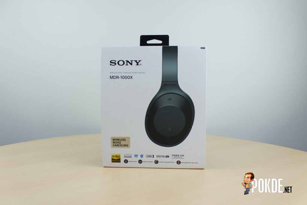 Sony MDR-1000X wireless headset review  — noise cancelling beyond compare 20