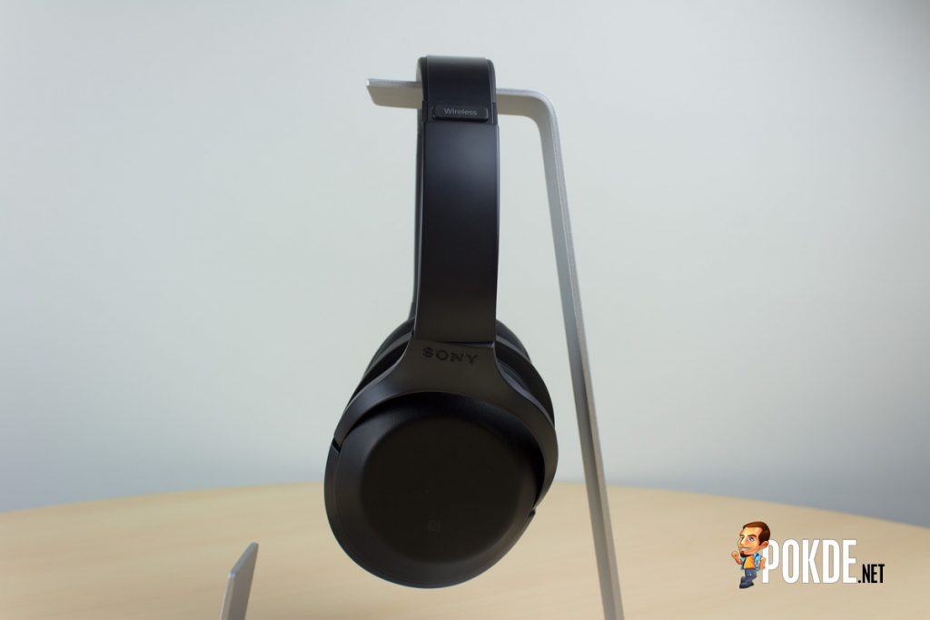 Sony MDR-1000X wireless headset review  — noise cancelling beyond compare 34