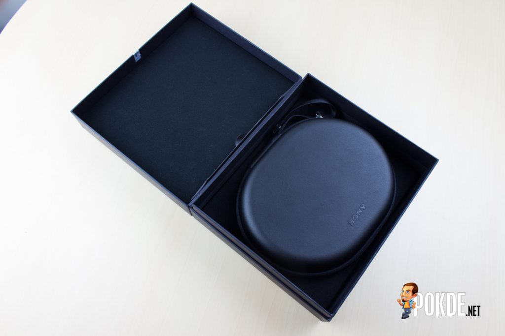 Sony MDR-1000X wireless headset review  — noise cancelling beyond compare 23