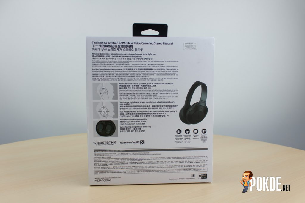 Sony MDR-1000X wireless headset review  — noise cancelling beyond compare 21