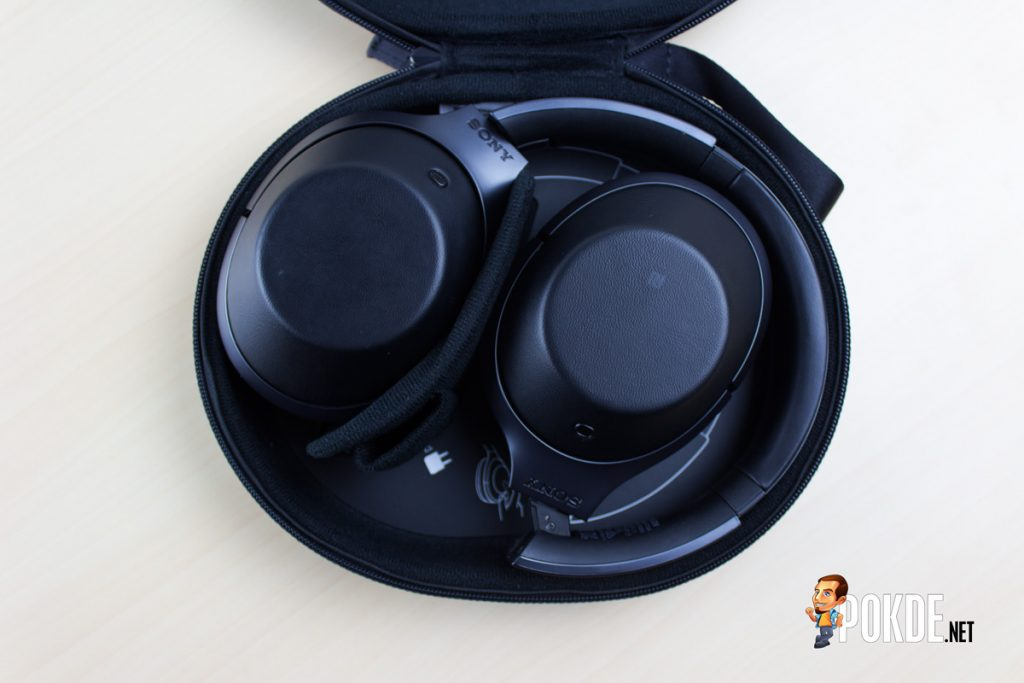 Sony MDR-1000X wireless headset review  — noise cancelling beyond compare 25