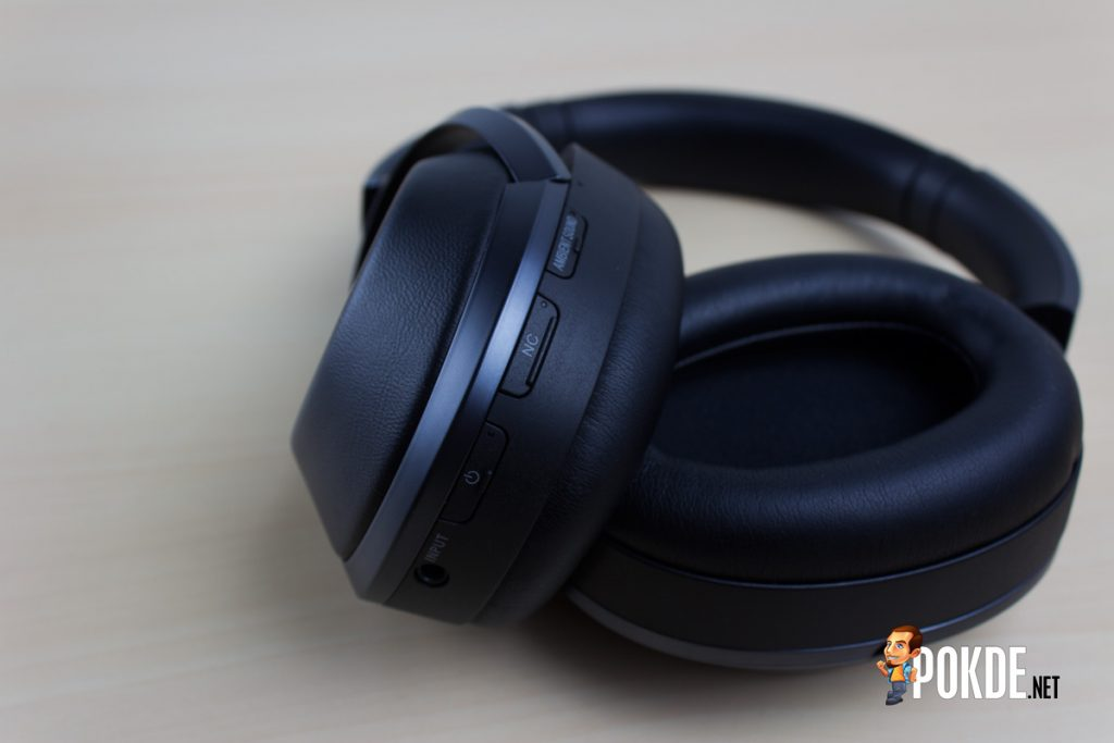 Sony MDR-1000X wireless headset review  — noise cancelling beyond compare 30