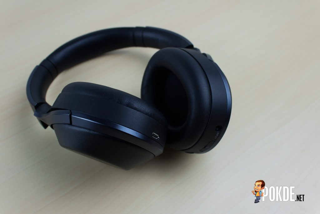 Sony MDR-1000X wireless headset review  — noise cancelling beyond compare 29