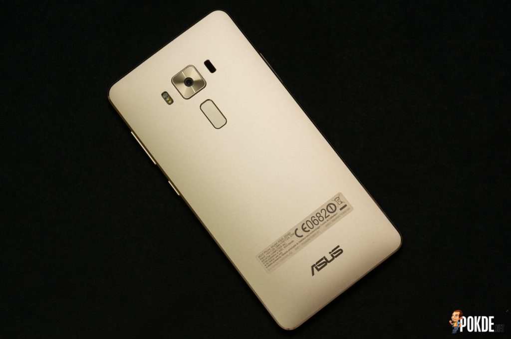 ASUS ZenFone 3 Deluxe (ZS570KL) review — Too much compromise 28