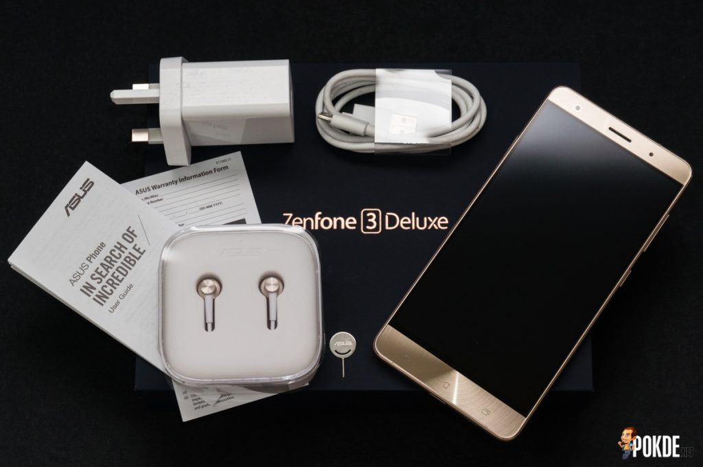 ASUS ZenFone 3 Deluxe (ZS570KL) review — Too much compromise 26