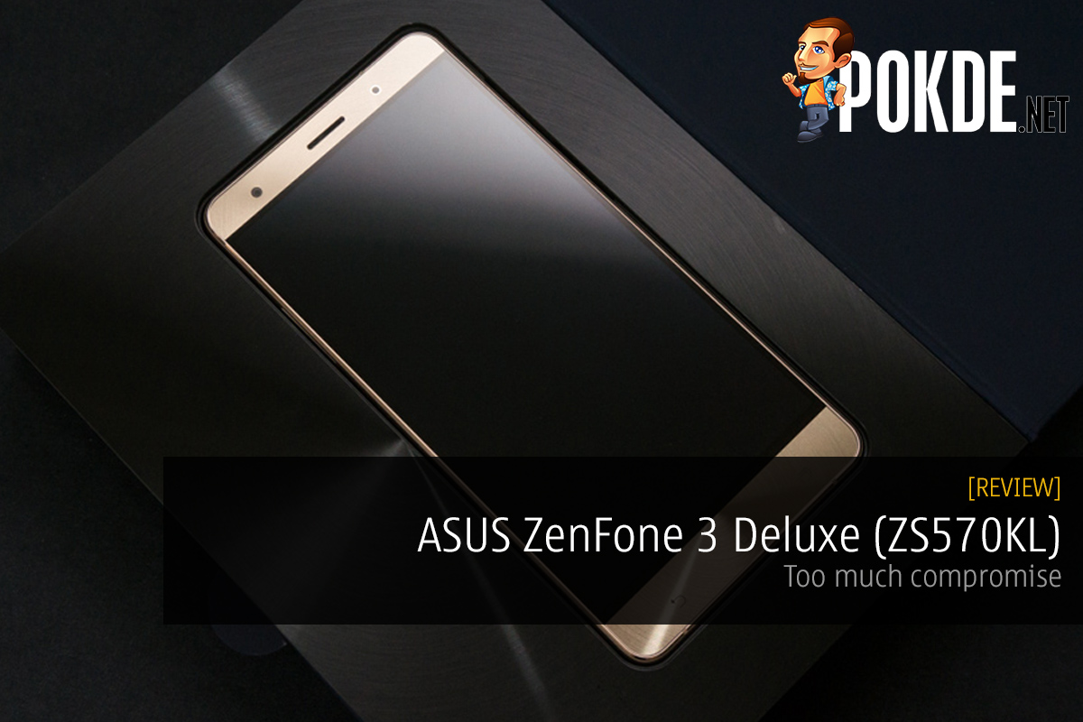 asus zenfone 3 deluxe zs570kl review too much. Black Bedroom Furniture Sets. Home Design Ideas