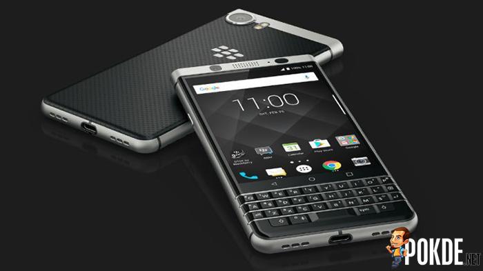 BlackBerry KeyONE announced, Snapdragon 625, physical keyboard 19