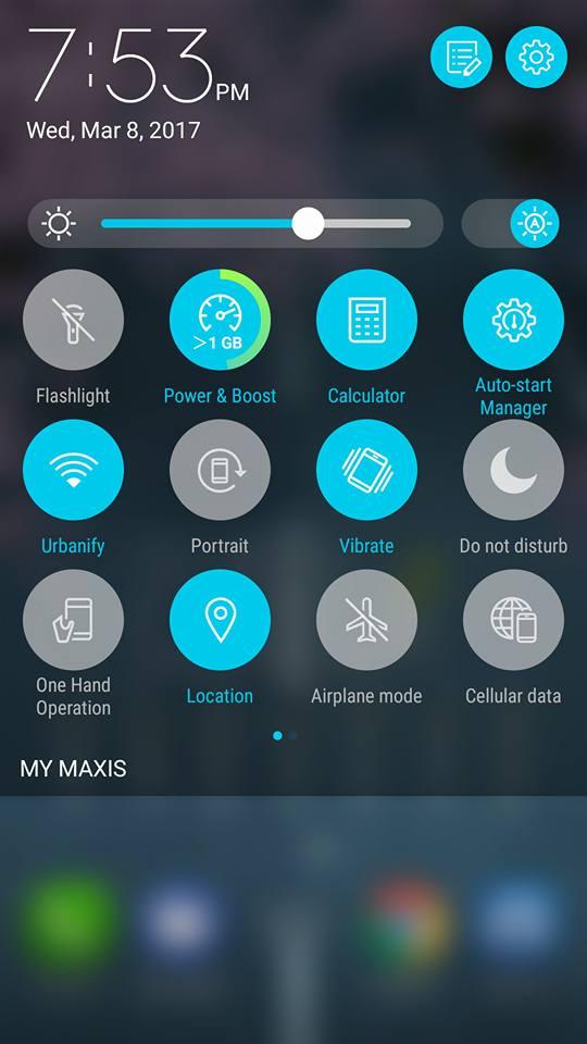 ASUS Zenfone 3 gets Nougat 7.0 Update 23