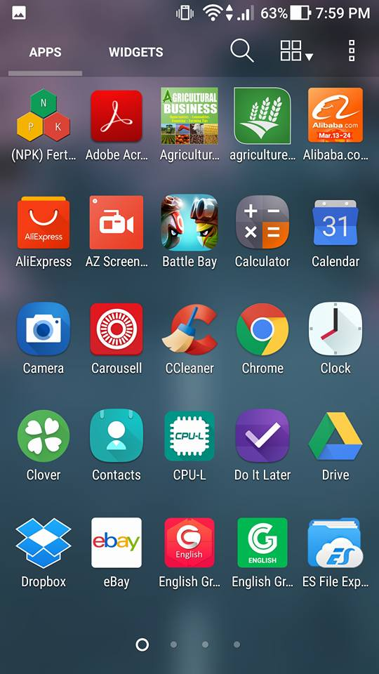 ASUS Zenfone 3 gets Nougat 7.0 Update 28