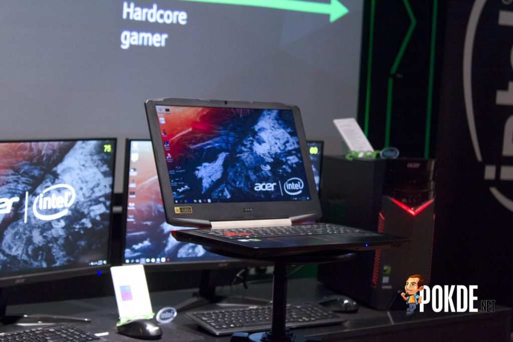 Acer launches new gaming devices lineup – Acer Aspire VX 15, Acer KG251Q & KG271, and Acer Aspire GX781 23