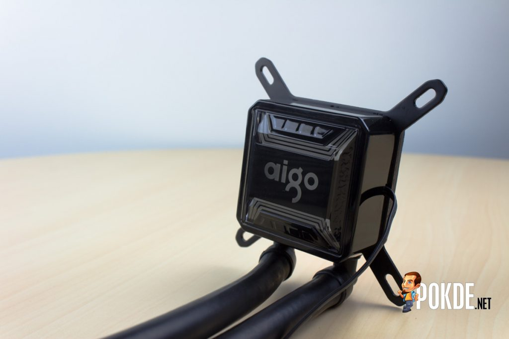 Aigo Serac T120 AIO Liquid Cooler Review — affordable yet good looking 30
