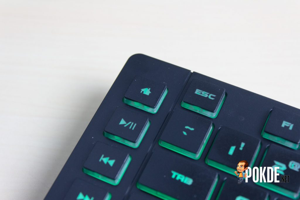 Alcatroz X-Craft Chroma 3000 keyboard review — Better than nothing 32