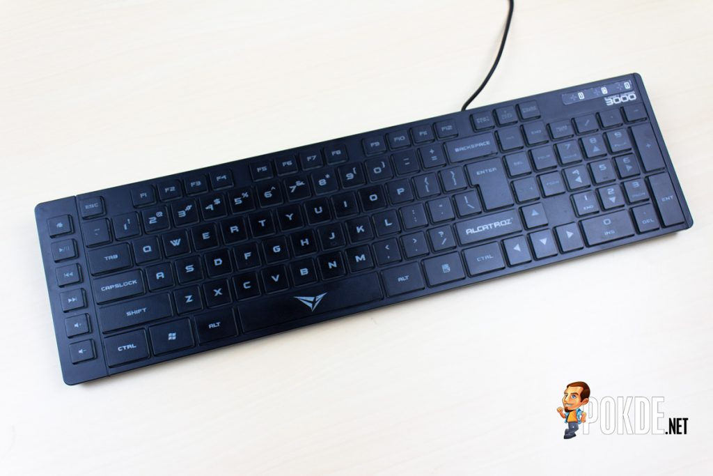 Alcatroz X-Craft Chroma 3000 keyboard review — Better than nothing 25