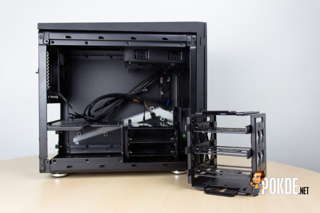 BitFenix Colossus Mini-ITX review — The mini-case that's big on storage 40