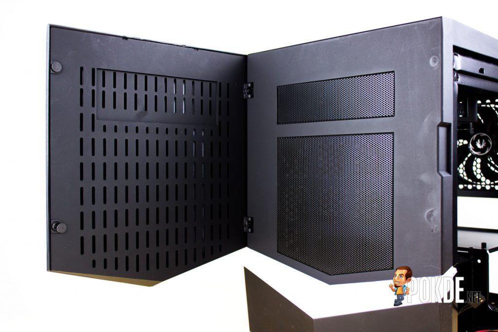 BitFenix Colossus Mini-ITX review — The mini-case that's big on storage 36
