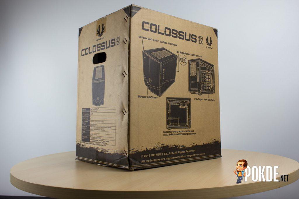 BitFenix Colossus Mini-ITX review — The mini-case that's big on storage 25
