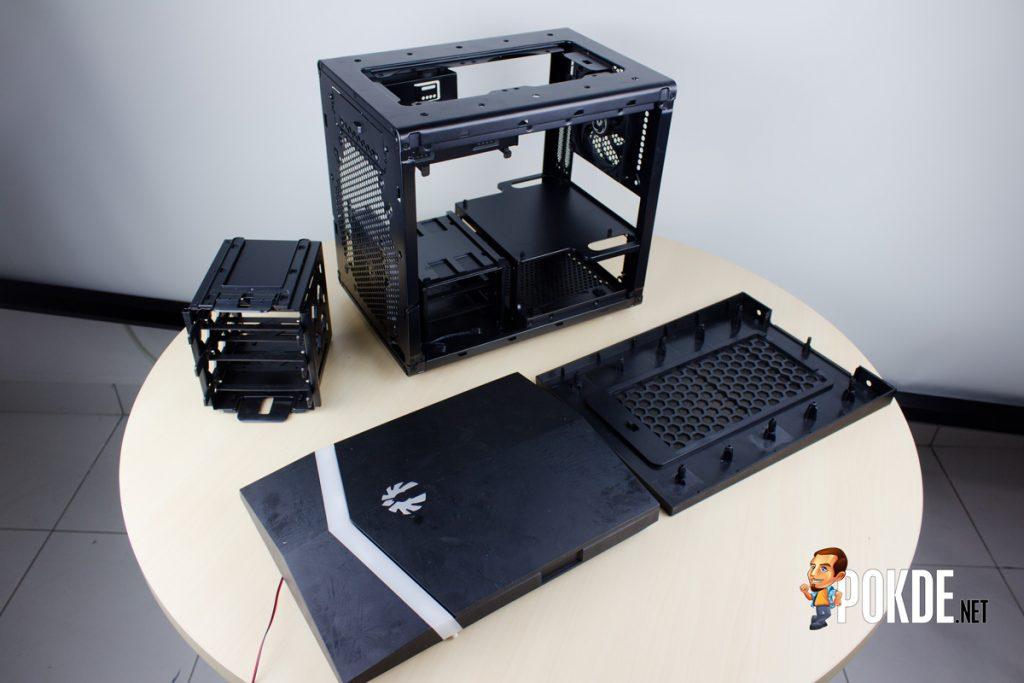 BitFenix Colossus Mini-ITX review — The mini-case that's big on storage 51