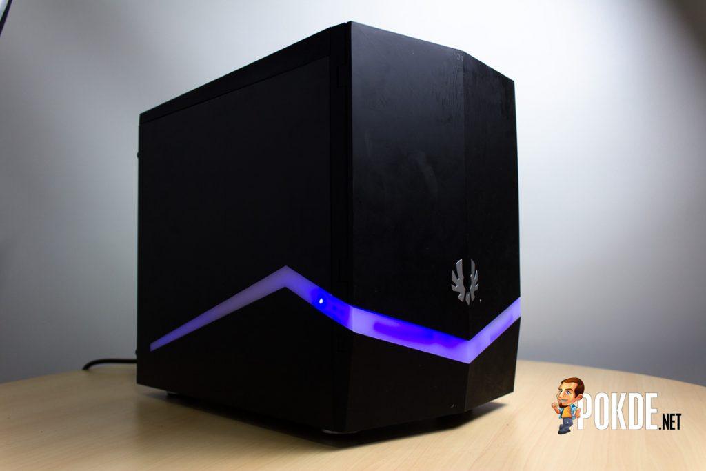 BitFenix Colossus Mini-ITX review — The mini-case that's big on storage 53