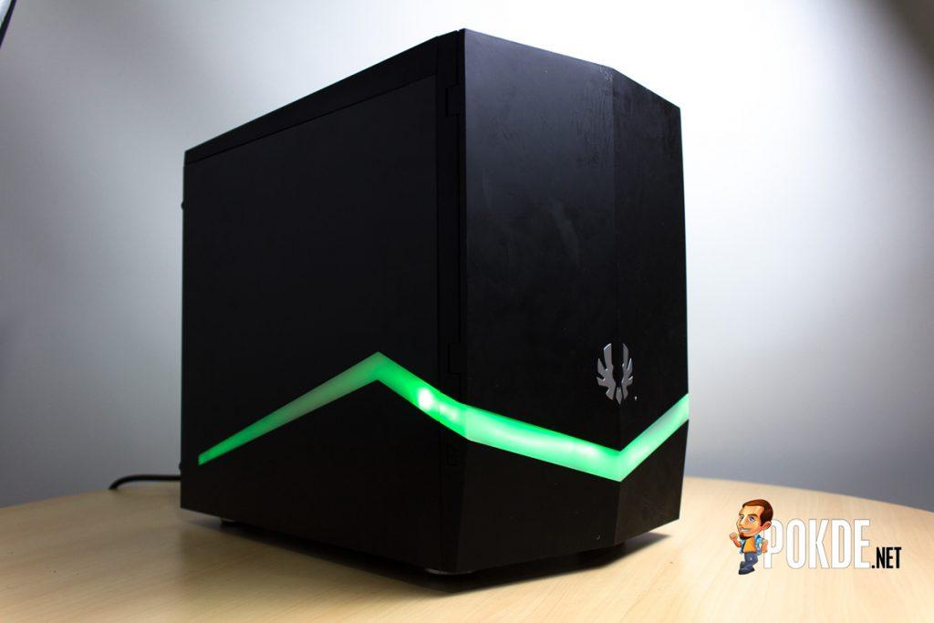BitFenix Colossus Mini-ITX review — The mini-case that's big on storage 52