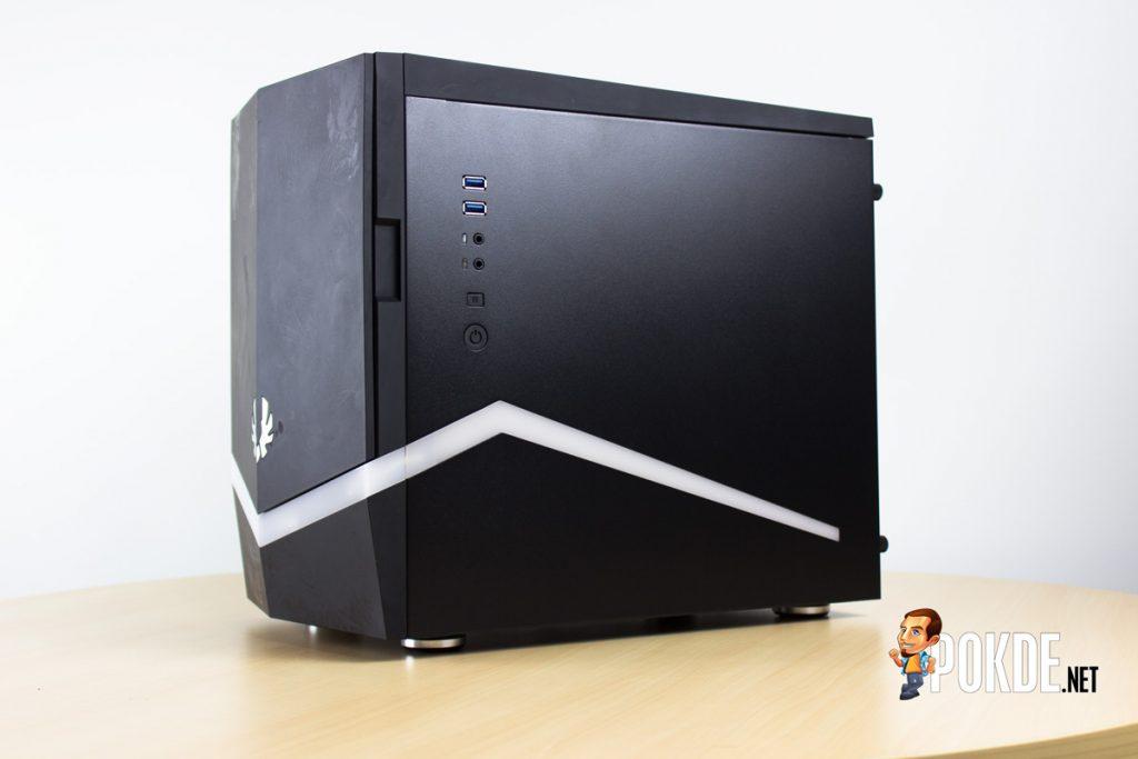 BitFenix Colossus Mini-ITX review — The mini-case that's big on storage 33