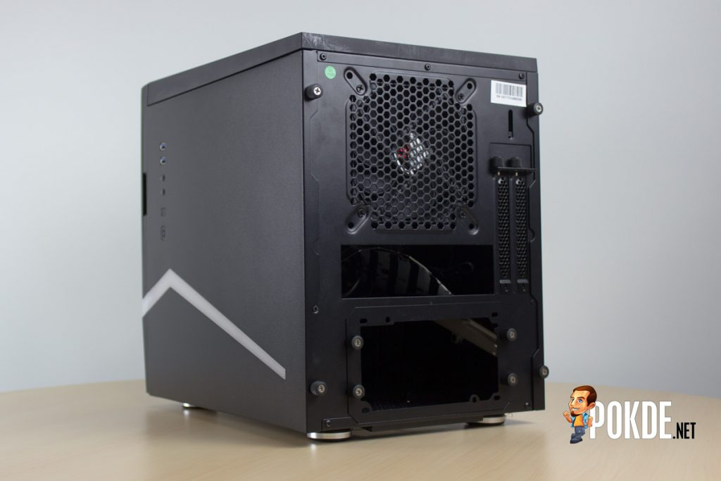 BitFenix Colossus Mini-ITX review — The mini-case that's big on storage 38
