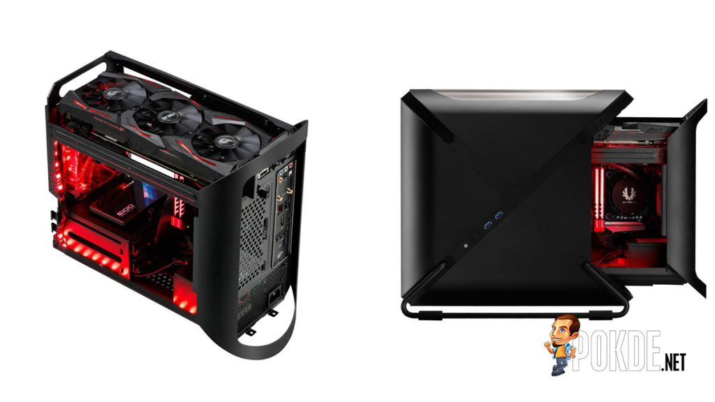 BitFenix announces its BitFenix Portal mini-ITX case - No more pillow 25